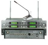 HT-1188UR一拖八数字无线会议麦克风
