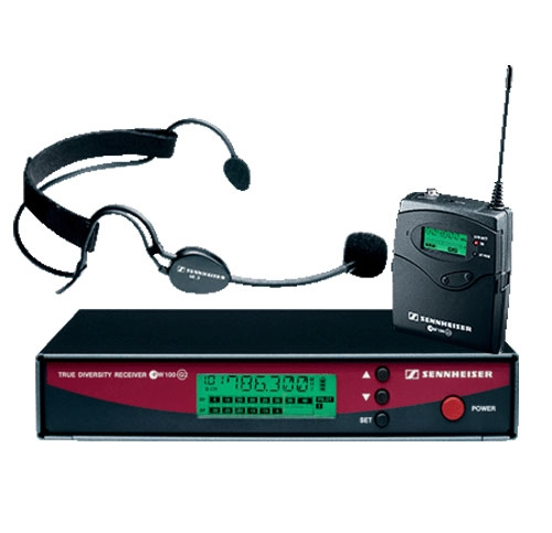 海塞尔无线话筒