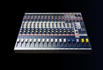 英国声艺EFX系列调音台